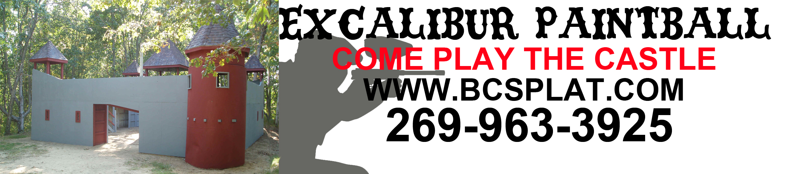 Excalibur Paintball